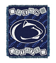Penn State Baby College Throw