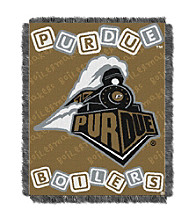 Purdue University Baby College Throw