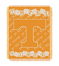 University of Tennessee Baby College Throw