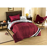 Universityof Arkansas Comforter Set