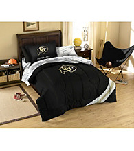 University of Colorado Comforter Set