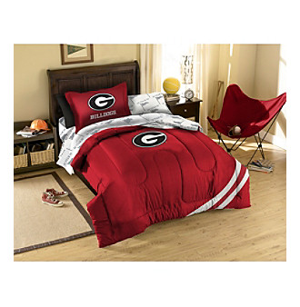 University of Georgia Comforter Set