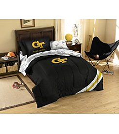 Georgia Tech University Comforter Set