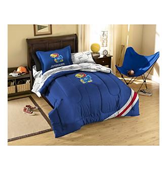 University of Kansas Comforter Set