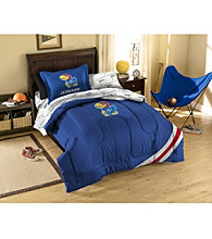 University of Kansas Comforter Set