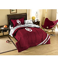 Oklahoma University Comforter Set