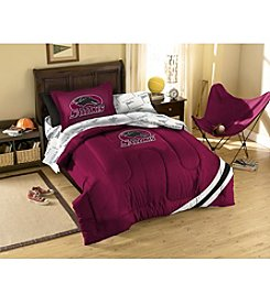 Southern Illinois University Comforter Set