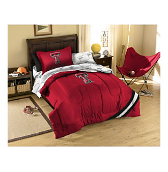 Texas Tech University Comforter Set