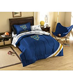 West Virginia University Comforter Set