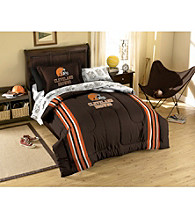 Cleveland Browns Comforter Set