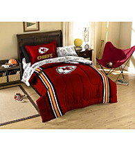 Kansas City Chiefs Comforter Set