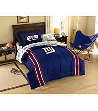 New York Giants Comforter Set