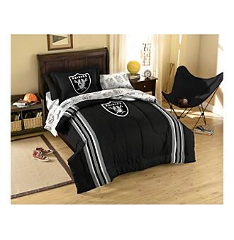 Oakland Raiders Comforter Set