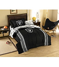 Oakland Raiders Comforter Set