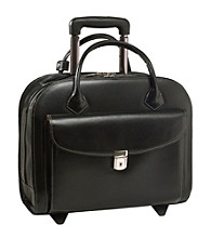 McKlein Granville Ladies' Wheeled Laptop Case