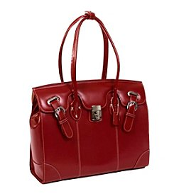 McKlein LeClaire Ladies' Laptop Tote