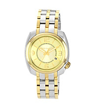 Vince Camuto™ Men's Two Tone Watch