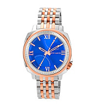 Vince Camuto™ Men's Rose Goldtone/Silvertone Watch