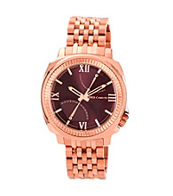 Vince Camuto™ Men's Dress Rose Goldtone Watch