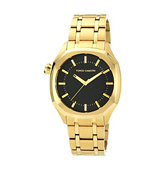 Vince Camuto™ Men's Goldtone Watch