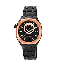 Vince Camuto™ Men's Black Casual Watch