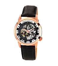 Vince Camuto™ Men's Leather Watch
