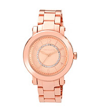 Vince Camuto™ Women's Classic Rose Goldtone Watch