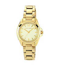 Vince Camuto™ Women's Goldtone Link Bracelet Watch