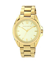 Vince Camuto™ Rose Goldtone Bracelet Watch
