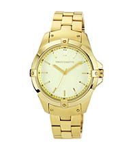 Vince Camuto™ Goldtone Bracelet Watch