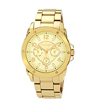 Vince Camuto™ Ladies' Goldtone Multi-Function Sport Watch