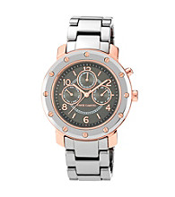 Vince Camuto™ Women's Titanium Ceramic Multi-Function Bracelet Watch