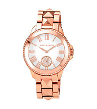 Vince Camuto™ Women's Rose Goldtone Bracelet Watch
