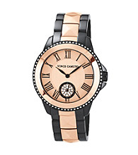 Vince Camuto™ Women's Rose Goldtone and Gray Bracelet Watch