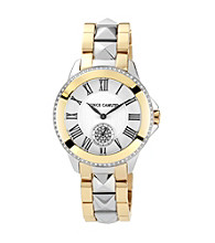 Vince Camuto™ Women's Two Tone Bracelet Watch