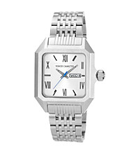 Vince Camuto™ Men's Silvertone Watch