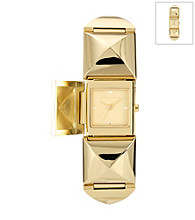 Vince Camuto™ Women's Goldtone Bracelet Watch