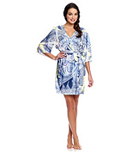 Oneworld® Satin Robe - Charmer