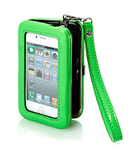 Relativity® Neon Green Hard Cell Case