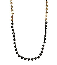 Lucky Brand® Goldtone Strand Necklace