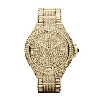 Michael Kors® Goldtone Camille Watch