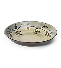Pfaltzgraff® Rustic Leaves Pasta Bowl