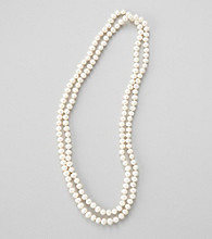 Genuine Baroque Freshwater Pearl Necklace