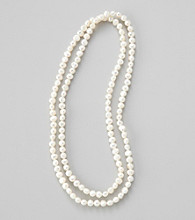 Genuine Baroque Freshwater Pearl Endless Necklace