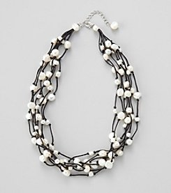 Genuine Freshwater Pearl Endless Necklace