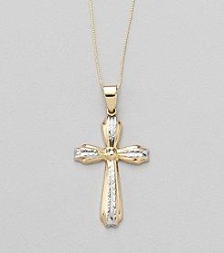 Auragento Cross Pendant