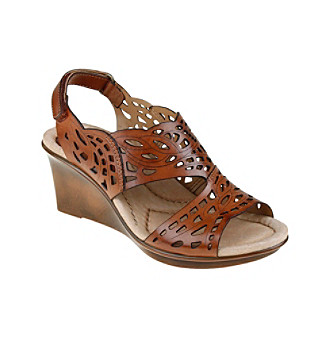 "Earth ""Camellia Too"" Wedge Sandal"