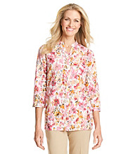 Breckenridge® Printed Burnout Shirt
