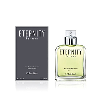 Calvin Klein ETERNITY for Men Eau de Toilette 6.7-oz.