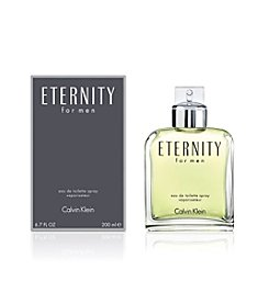 Calvin Klein ETERNITY for Men 6.7-oz Eau de Toilette Jumbo Size Fragrance